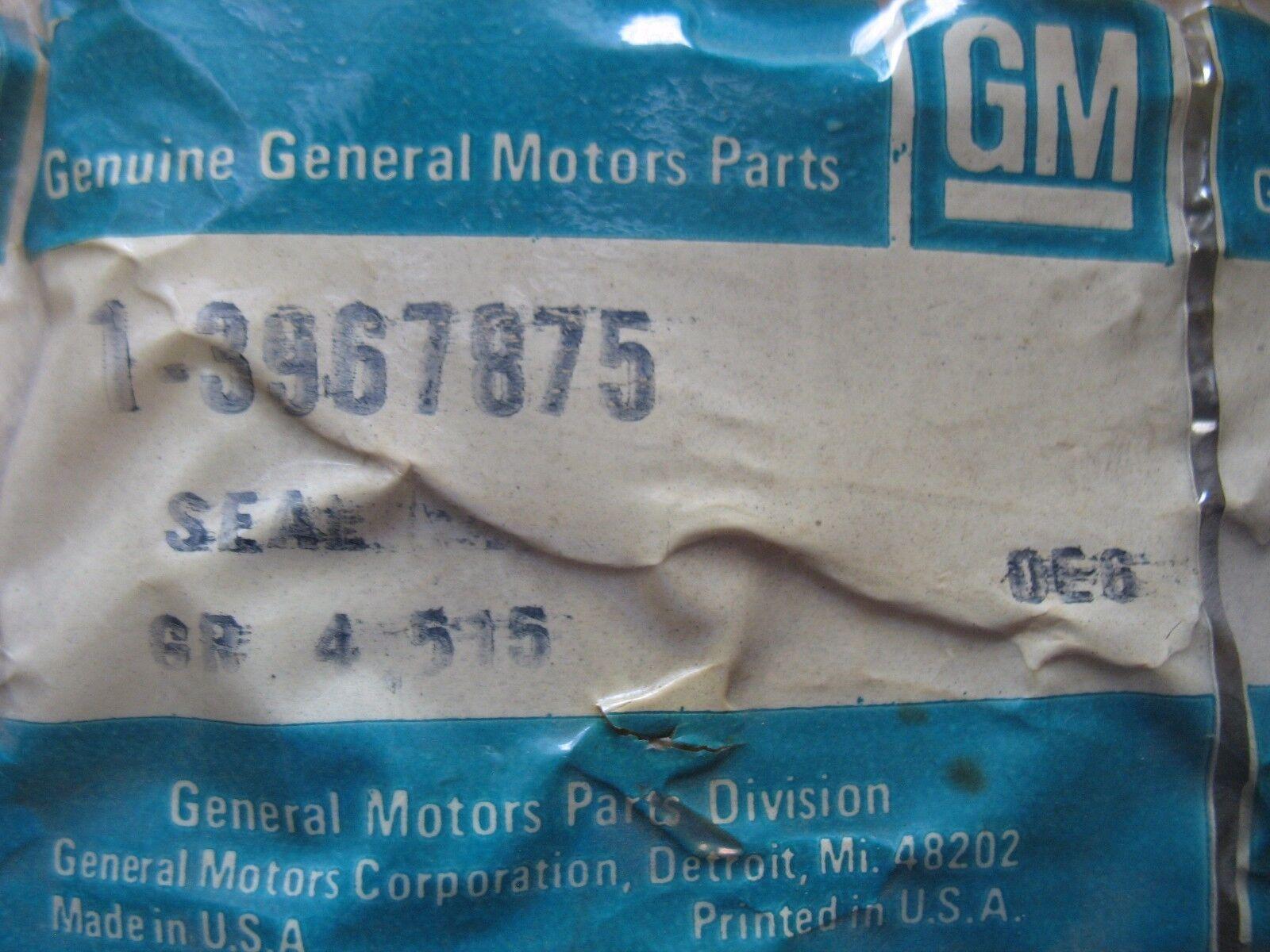 NOS 1973 1974 1975 Chevrolet GMC Truck Seal Transfer Case Output Shaft 3967875