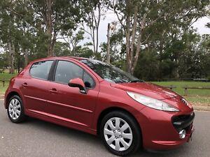2008 Peugeot 207 XT Hatch Diesel Turbo Low Kms FULL Logbooks