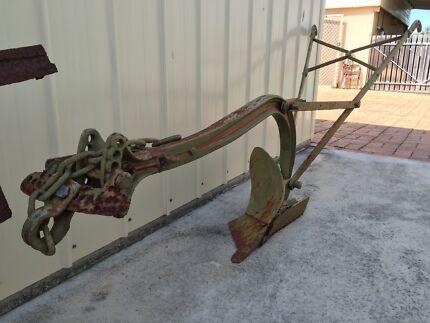 Antique Cast Iron Plow Plough Bracken Ridge Brisbane North East Preview