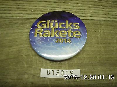 Anstecknadel -Pin -Glücksrakete 2014 ,  *15309