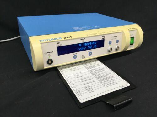 Smith & Nephew Dyonics EP-1 Power Shaver Control Unit