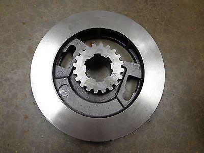 Clutch Driver Drive Disc For John Deere 620 630 -- New Reproduction A5642r