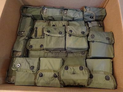 MILITARY SURPLUS INDIVIDUAL FIRST AID SURVIVAL KIT MEDIC GEAR