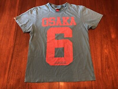 Osaka 6 + Super Dry Project T-Shirt Size Men's XL