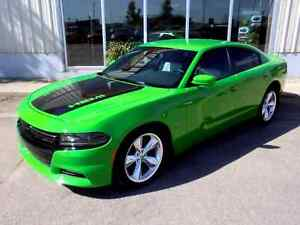 2017 Dodge Charger R/T - Fully Loaded