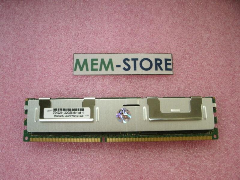 7042211-MB 32GB PC3L-10600 1.35V 1333MHz Memory Sun Sparc T4-1 T4-1B T4-2 T4-4
