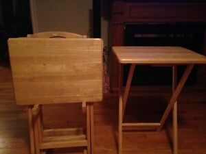 Pine trays