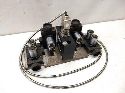Witels Albert Germany Wire Straightener W Krautkramer Flaw Detector