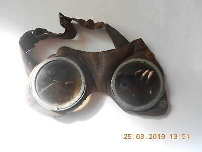Gas Welder Gogglesussr1960-s