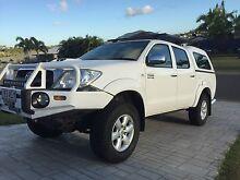 Toyota Hilux SR5 Dual Cab - Glacier White Rockhampton 4700 Rockhampton City Preview