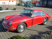 Porsche 911 2.0 Coupe SWB 1965 Matching Numbers