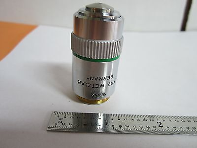 Microscope Objective Leitz Wetzlar Germany Pl 32x Infinity Optics Bina3-f-4