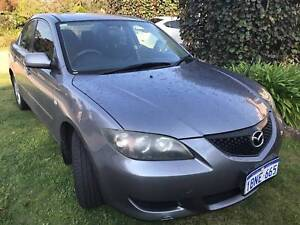 2004 Mazda3 Sedan Nedlands Nedlands Area Preview