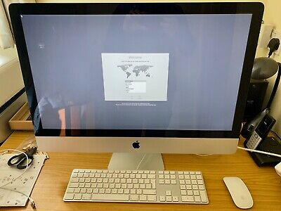 "Apple iMac 27"" Desktop (Mid 2010) 8 GB RAM, Magic Mouse and 102 key Keyboard"