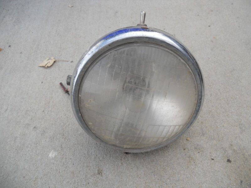 1974 YAMAHA SC500 HEAD LIGHT