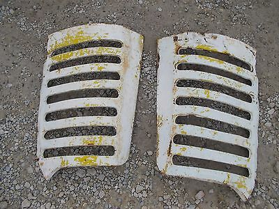 Oliver 77 88 Tractor Original Front Nose Cone Hood Grill Bar Bars Right Left