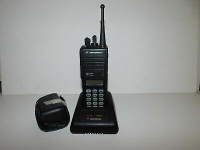 Motorola Mts2000 800mhz Smartzone Omnilink Model 3 12.5khz Portable Radio Pd Fd