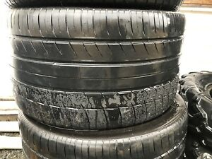 235/40 ZR 18 / 315 30 ZR 18 Michelin tires