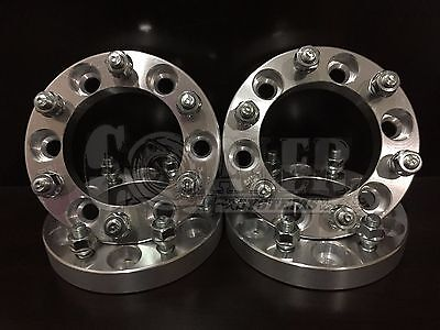 """4 X Toyota Pickup Truck Wheel Spacers 6X139.7 Adapters 1"""" Thick 6X5.5"""