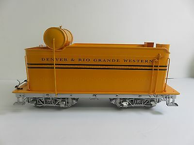 Accucraft Large Scale D&RGW Bumble Bee Tender Only 1:20.3 Model Train Electric