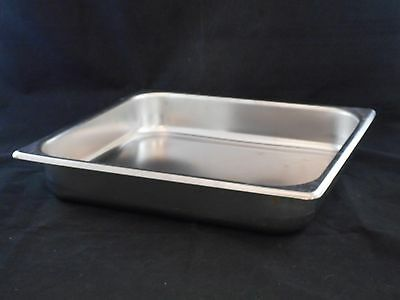 Laboratory Stainless Steel 6.75qt 6.4l Steam Table Pan 14 X 12-34 X 2-58