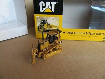 506J Norscot 55108 Caterpillar Cat D5M LGP Tracteur à Chaînes 1:87