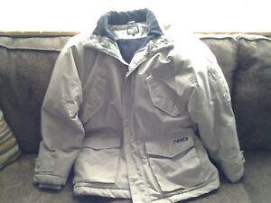 Roots men's jacket