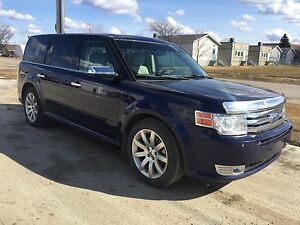 2011 Ford Flex Limited AWD Ecoboost