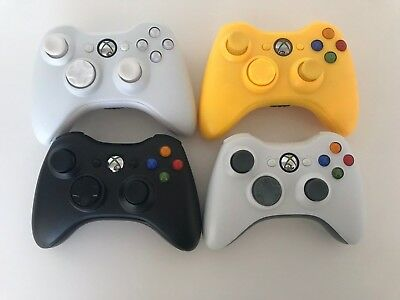 Refurbished Official Microsoft Xbox 360 Wireless Remote Controller *New Shell*