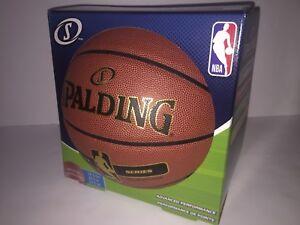 (Brand new) Spalding ultimate series professional nba basketball