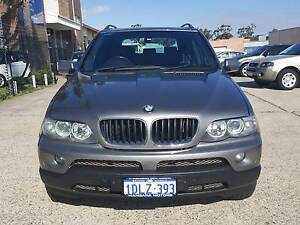 2005 BMW X5 Sport Wagon 3.0L Auto 174kms Sunroof (Very Tidy) Pearsall Wanneroo Area Preview