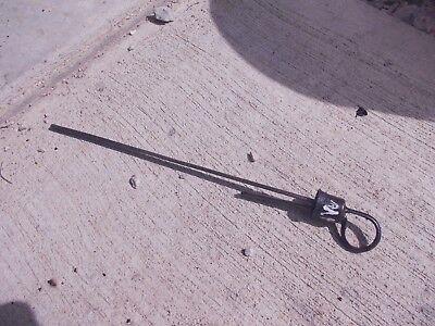 Massey Harris 22 Tractor Mh Engine Motor Oil Dip Stick