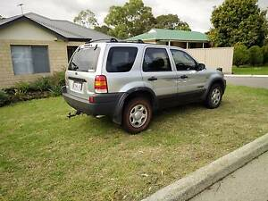 2004 Ford Escape Wagon Gosnells Gosnells Area Preview