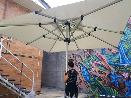 Commercial Shademaker Astral Umbrella - Half Price