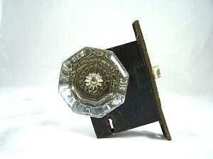 Attrayant Vintage Crystal Door Knobs