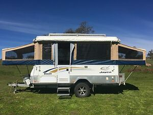 Jayco Swan Outback camper trailer Tamworth Tamworth City Preview