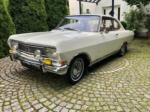 Opel Rekord B Coupe 1900