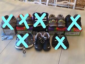 Baby Boy Shoes size 5 / 6 - excellent condition