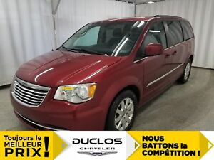2014 Chrysler Town & Country Touring*FULL STOW&GO*PORTE MOTORISÉ