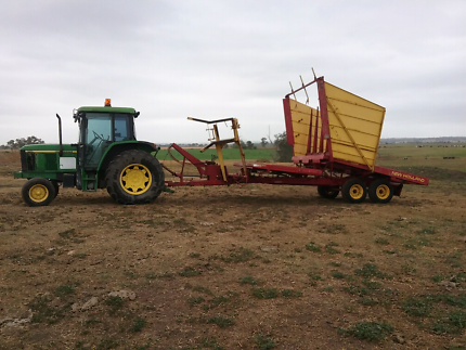 For sale bale  wagon