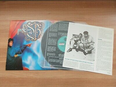 P.M.DAWN THE BLISS ALBUM 1993 Korea Promo LP No Barcode NM