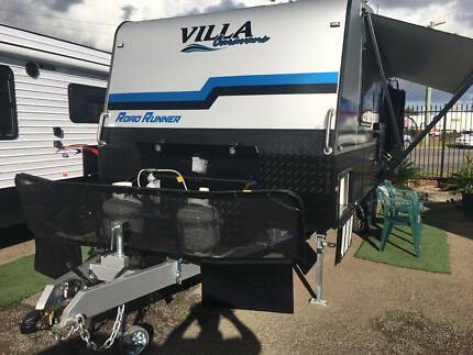 2017  Villa Road Runner  21.6 Full Off Road Belmont North Lake Macquarie Area Preview