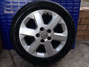 Holden astra wheel  sri or convertible mag Kingston Logan Area Preview