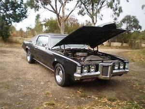 1969 Pontiac Grand Prix Coupe Snake Valley Pyrenees Area Preview