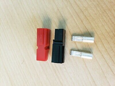 Us Stock 2 Pc 14-16 Awg Quick Connect Batterywire Connector