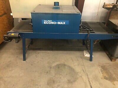 Mr Econo-max Conveyor Dryer
