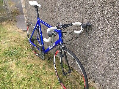 Ribble Audax winter trainer road bike