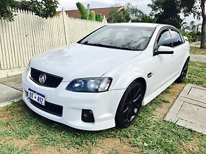 2012 Holden Commodore SV6 MY12.5 Series II 2 RWC & 1 Year Reg Mill Park Whittlesea Area Preview