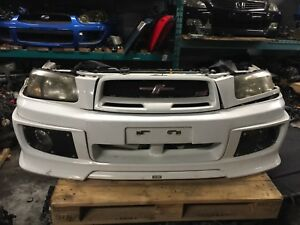 Subaru Forester SG5 FRONT END CONVERSION