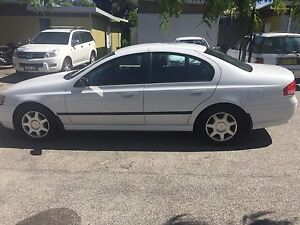 2003 Ford BA Falcon XT Sequential Shift Auto Beaconsfield Fremantle Area Preview